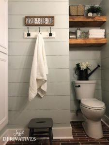 Farmhouse Bathroom After
