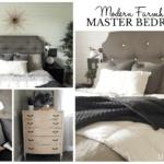 Modern Farmhouse Master Bedroom Tour