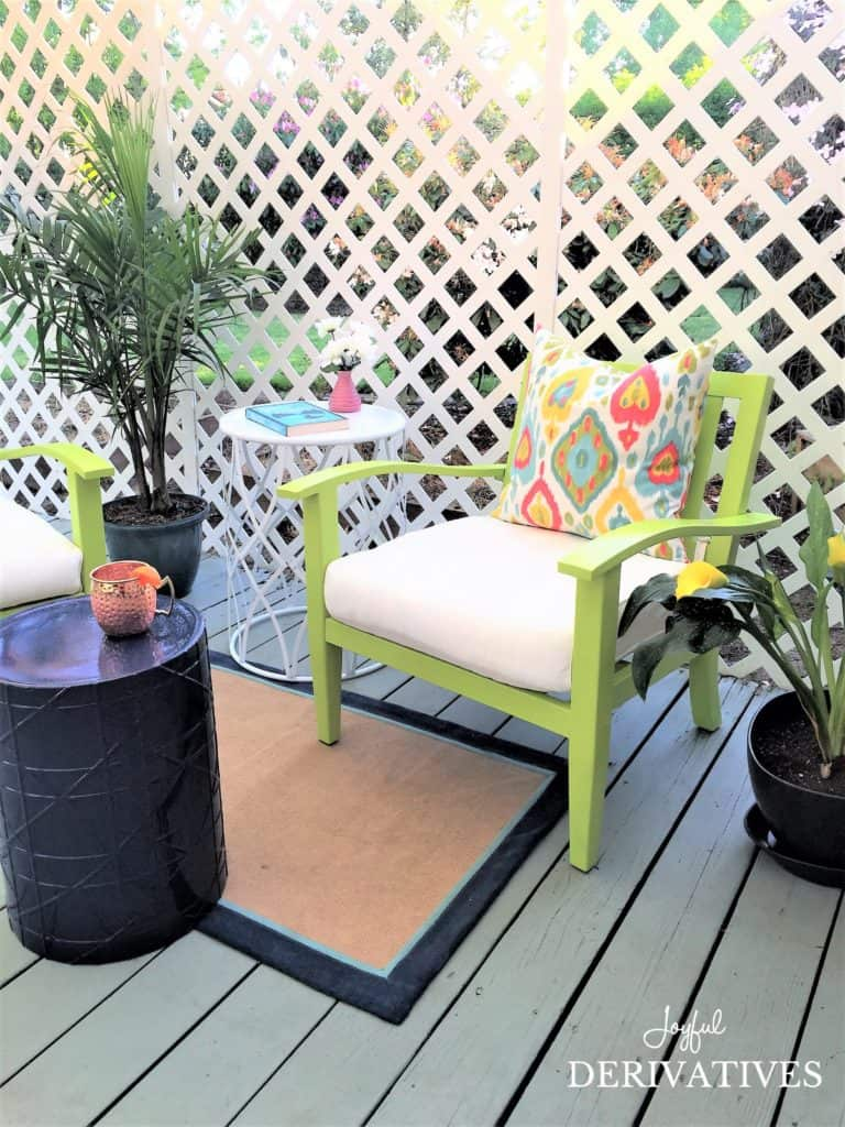 Patio Refresh