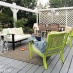Backyard Makeover Chronicles – The Deck Reveal!