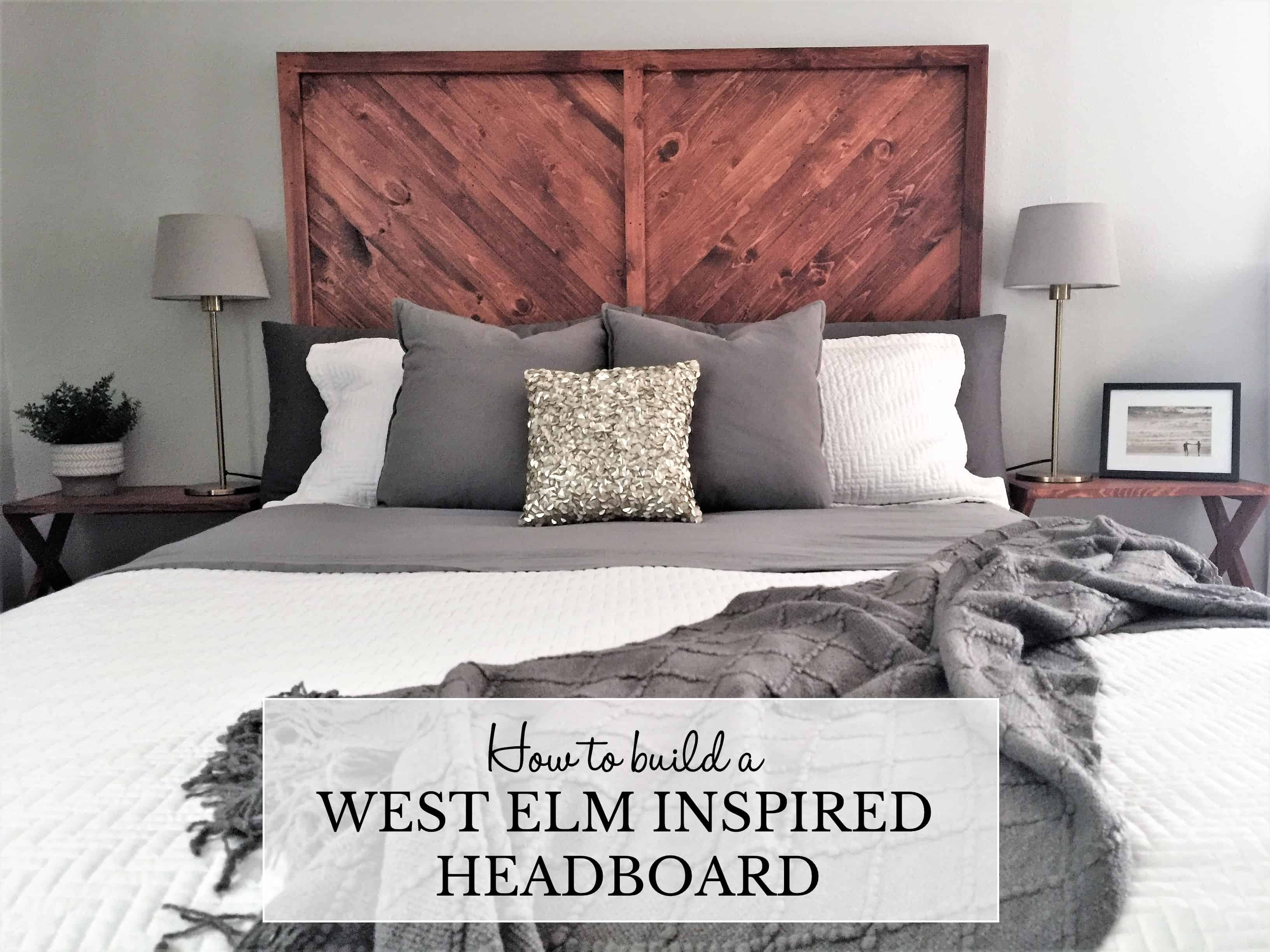 Diy Headboard Diy Inspired 28 Images How To Build A