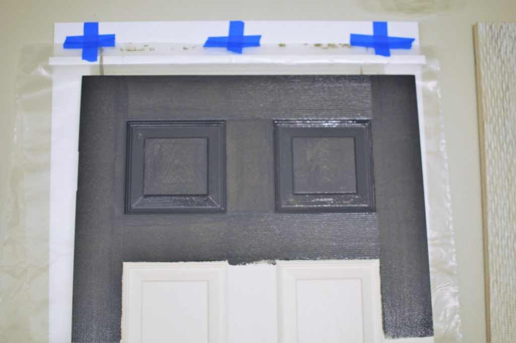 paint paneled doors